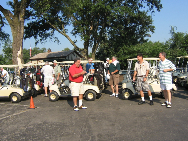 Golf Outing 2007
