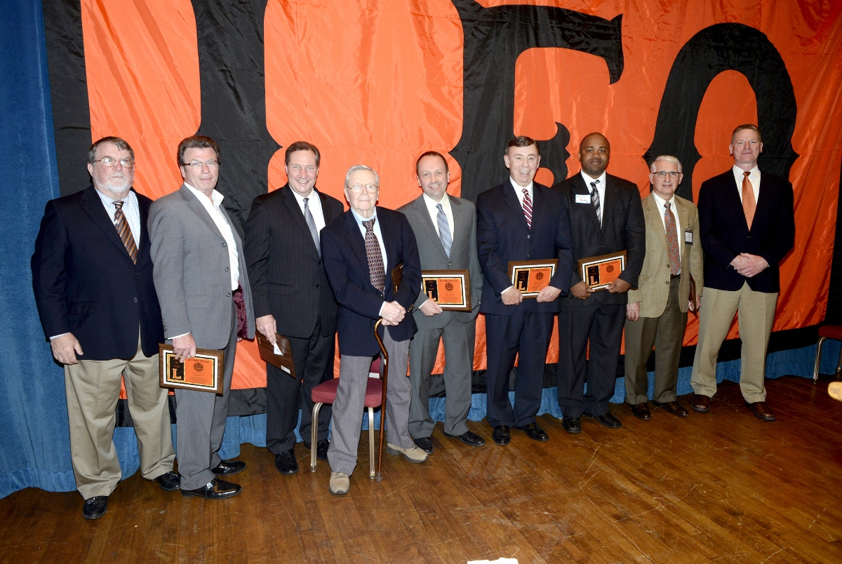 Hall of Fame Class of 2013