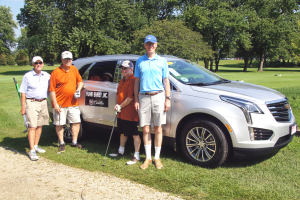 Many Thanks to Shirey Cadillac for providing the car. Did anyone win it??
